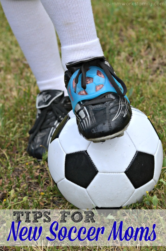 Tips for New Soccer Moms
