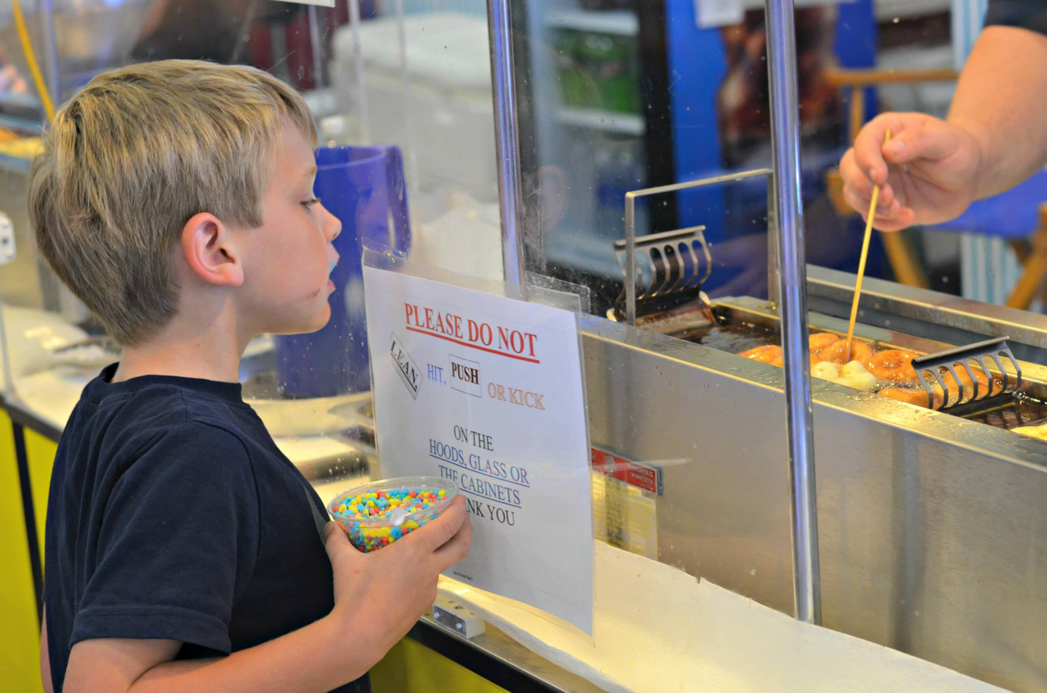 Ways to Save At the San Diego County Fair - save money on food at the fair with Taste of the Fair Tuesdays