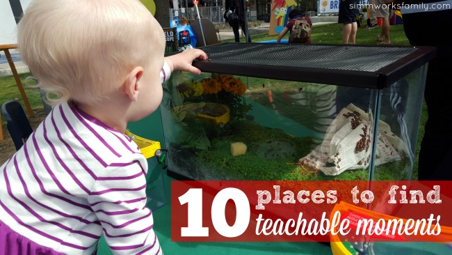 Finding Teachable Moments With Our Kids