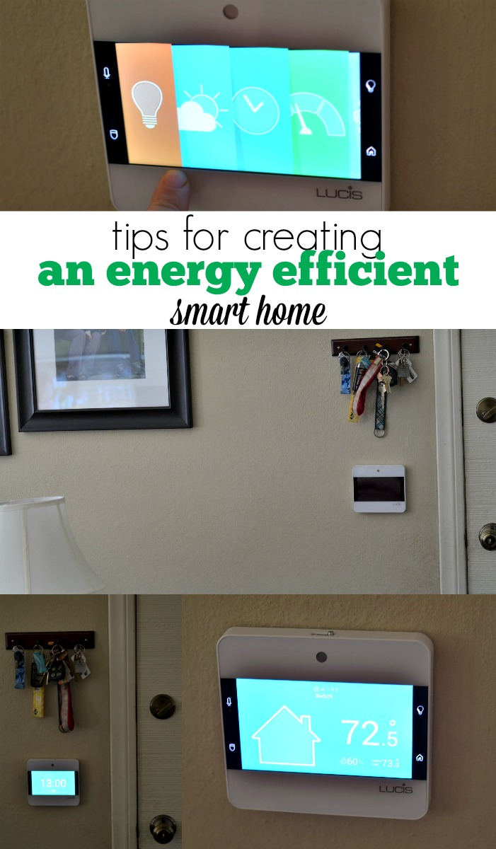Tips for Creating An Energy Efficient Smart Home