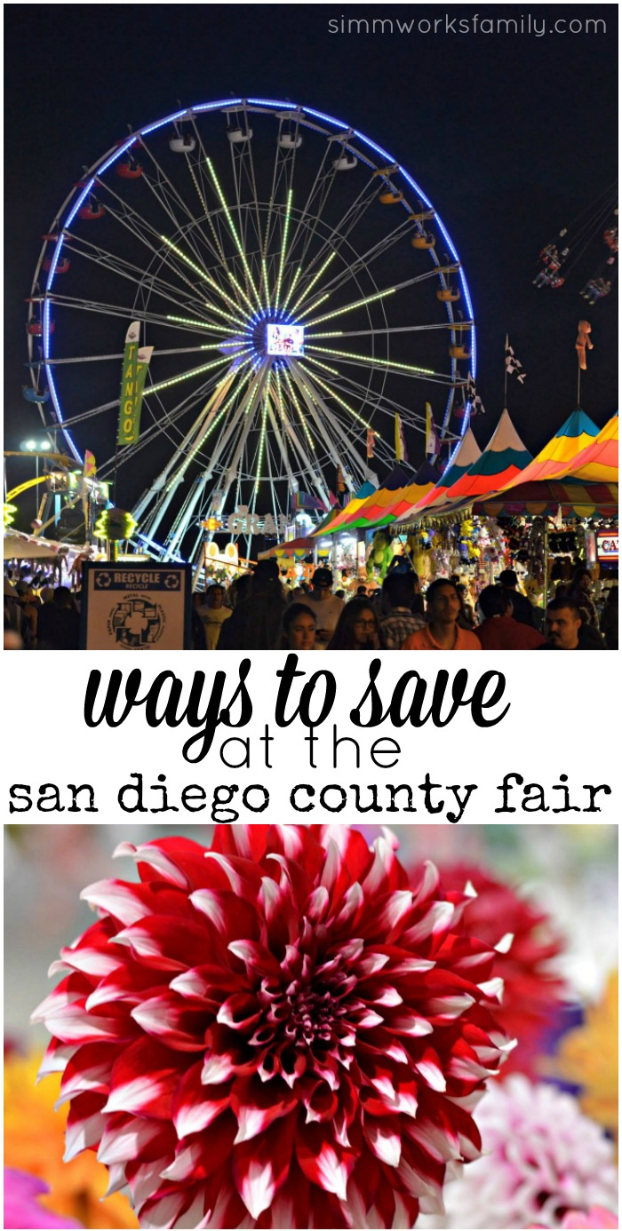 Ways to Save at the San Diego County Fair
