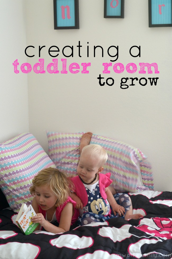When Babies Turn Into Toddlers Creating a Toddler Room To Grow
