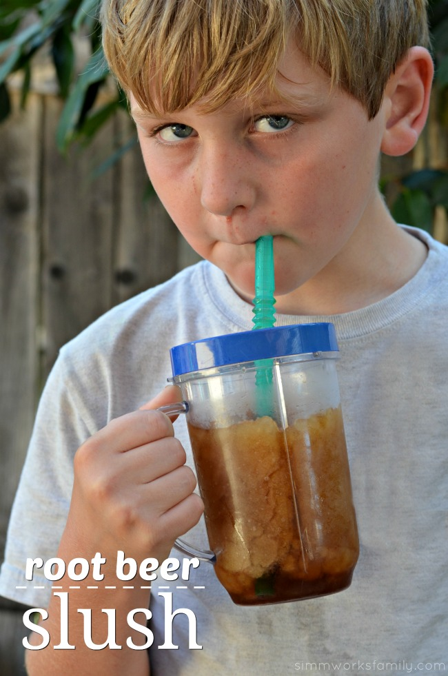 Root Beer Slush Recipe