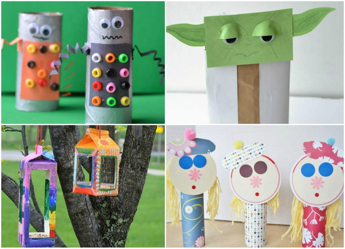 Summer Crafts for Kids FB