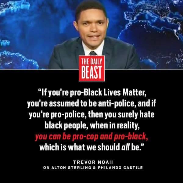 Trevor Noah The Daily Beast