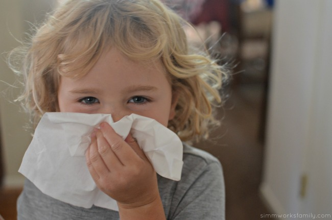 4 Tips For Cold and Flu Prevention - Don't Touch Your Face
