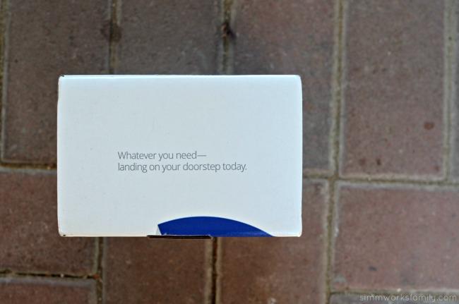 Google Express delivered to your door