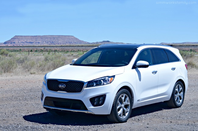 Kia Sorrento In New Mexico