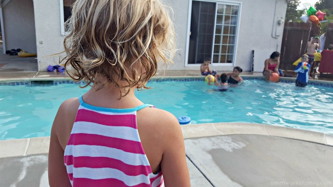 Pool Party Etiquette - plan other activities