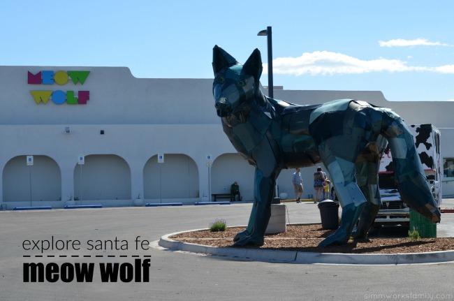 explore santa fe meow wolf