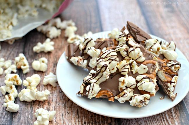 movie-night-popcorn-bark-with-dark-chocolate-drizzle