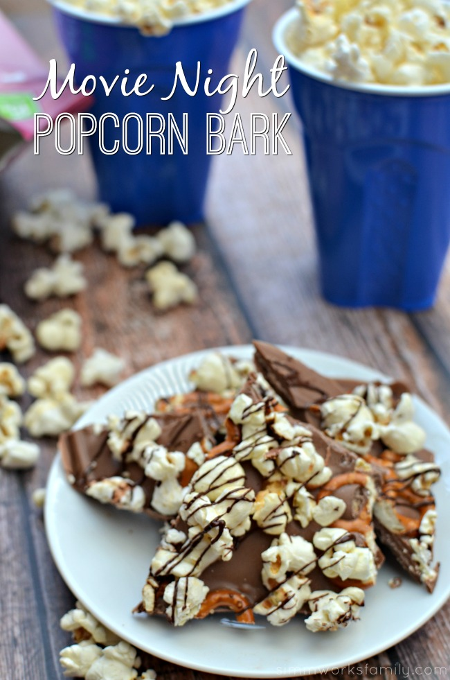 movie-night-popcorn-bark-with-pretzels-and-dark-chocolate-drizzle