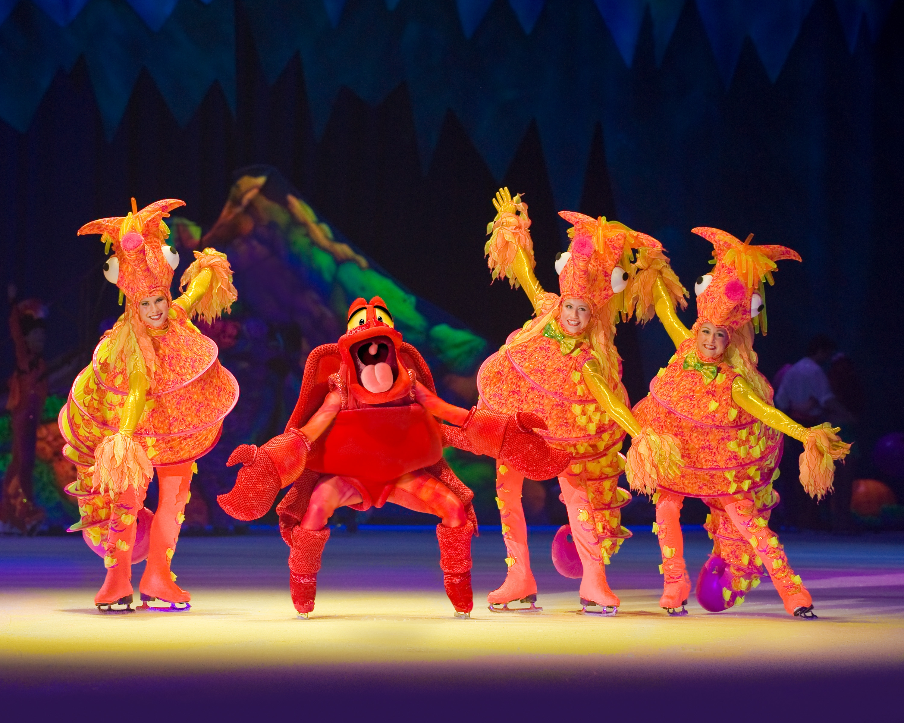 disney-on-ice-worlds-of-enchantment-sebastian-with-seahorses