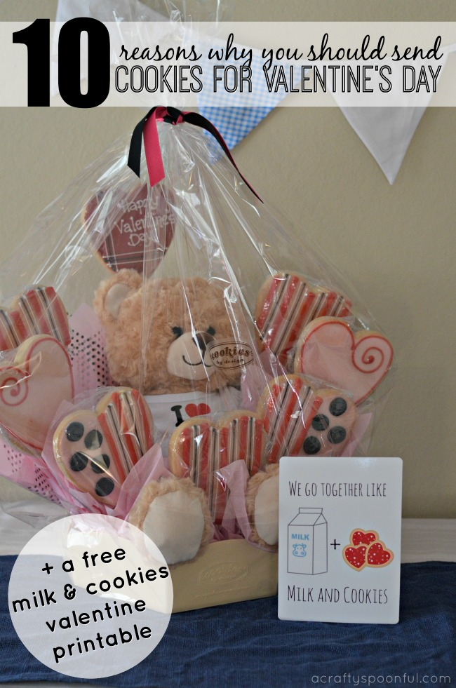 when my husband and i were first dating i started to send him a cookies by design cookie bouquet for valentines day it was a special way for me to show
