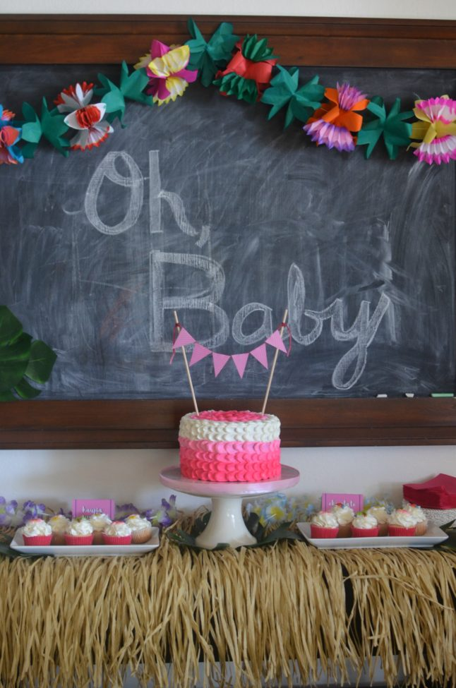 Aloha Hawaiian Baby Shower Ideas For A Hawaiian Baby Shower