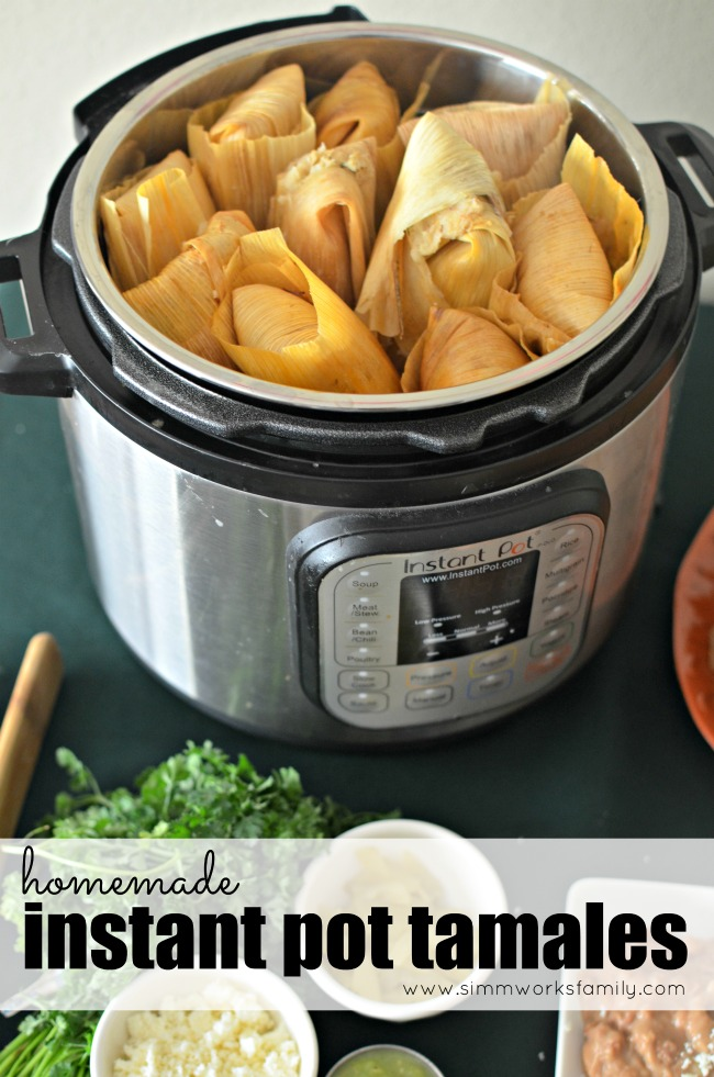Homemade Turkey Instant Pot Tamales How To Battle Heartburn