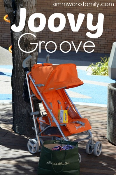 Finding Our Daily Groove With The Joovy Groove Umbrella