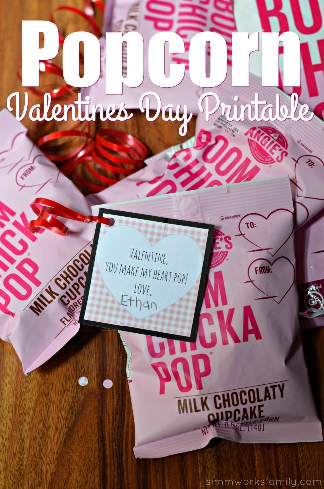 Easy Preschool Valentine Crafts
