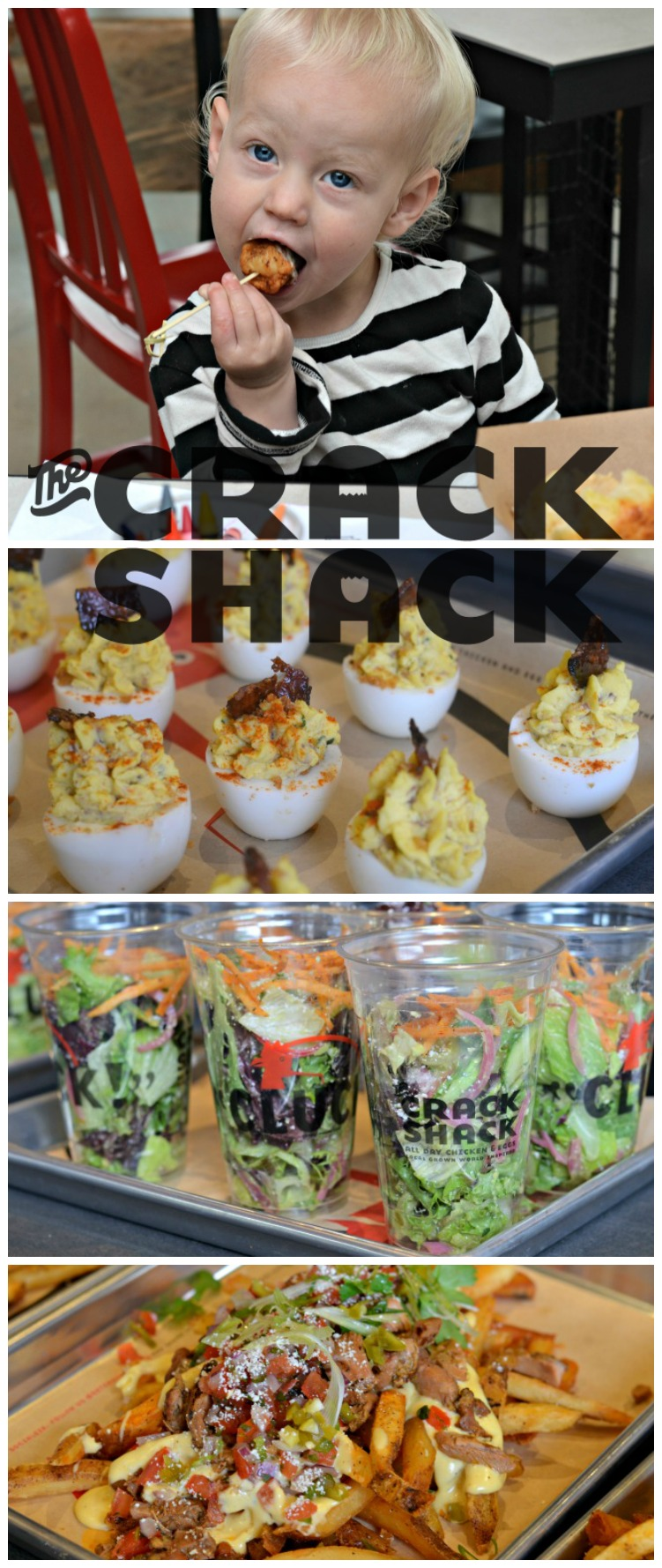 The Crack Shack Encinitas is opening up on 2/13. If you're looking for a kid-friendly eatery, you need to check this location out!