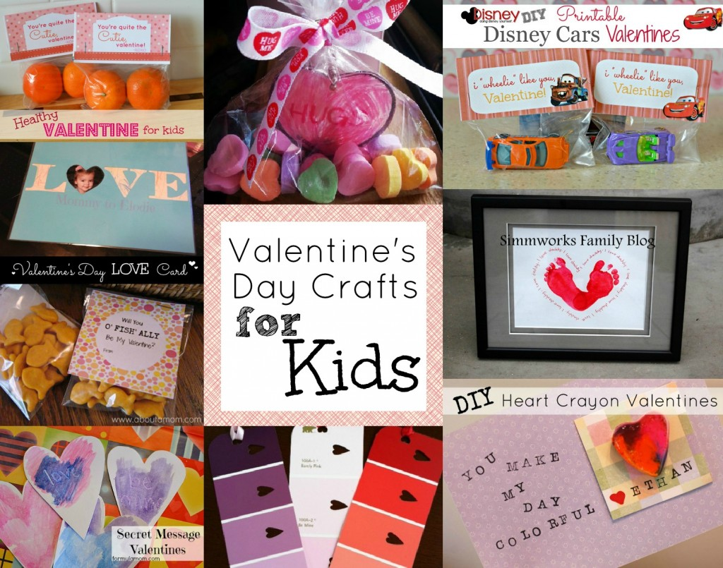 Great Valentine's Day Crafts for Kids