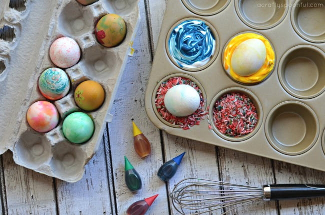 3 Ways To Dye Easter Eggs With Toddlers And Preschoolers A
