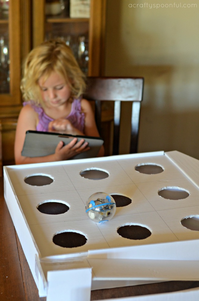 Are your kids into programming and robots? They have to check out the Sphero SPRK+ Robot! AD