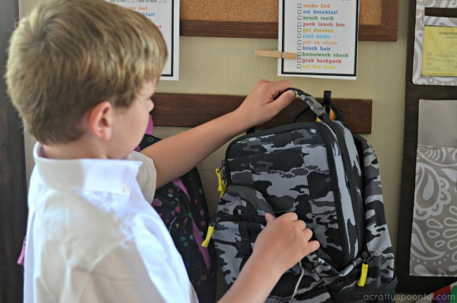 Back To School Prep A Morning Routine Checklist For Kids