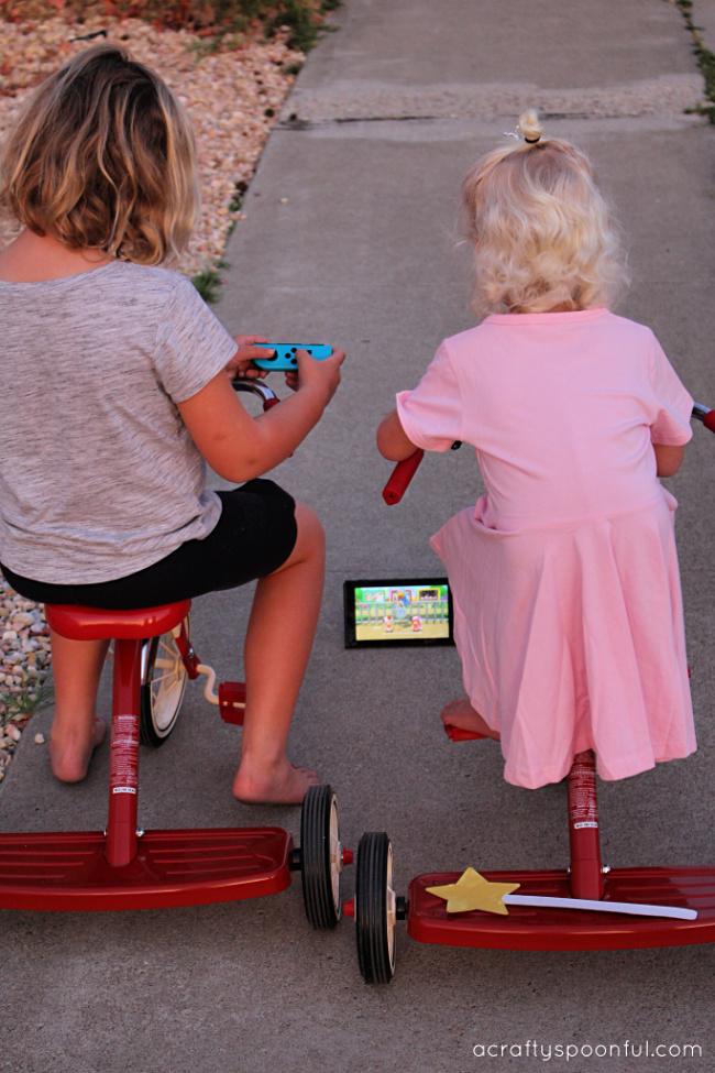 Easy Diy Princess Peach Dress For Kids Super Mario Party